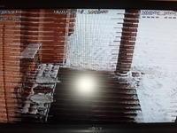 Zniekształcony obraz z kamer CCTV
