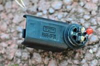 Citroen Berlingo III 1.6 hdi - wtyczka na pompie wtryskowej do czego podłączyć?
