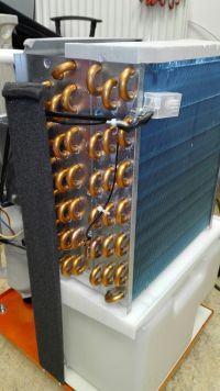 Osuszacz powietrza ATIKA 500 - zgłasza błąd E5