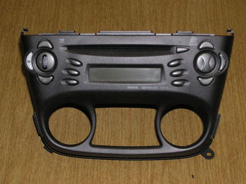 Radio Nissan Almera RADIO-2316M CY128. Wyskakuje cd error