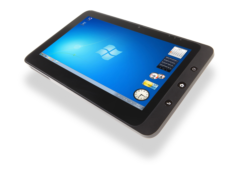 Terra PAD - polski tablet z Intel Atom i Windows 7?