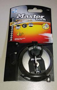 [Sprzedam] zabezpieczenia skrzynki/sejfy + łańcuch do motoru Master Lock