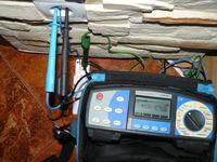 Jakie mierniki do pomiarów odbiorczych instalacji elektrycznych na start firmy ?