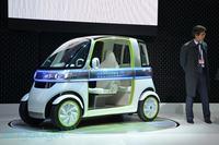 Pico - nowy kompaktowy pojazd EV z osobist� sygnalizacj� �wietln�