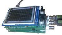 Mobilny dwukana�owy oscyloskop z wykorzystaniem uk�adu FPGA