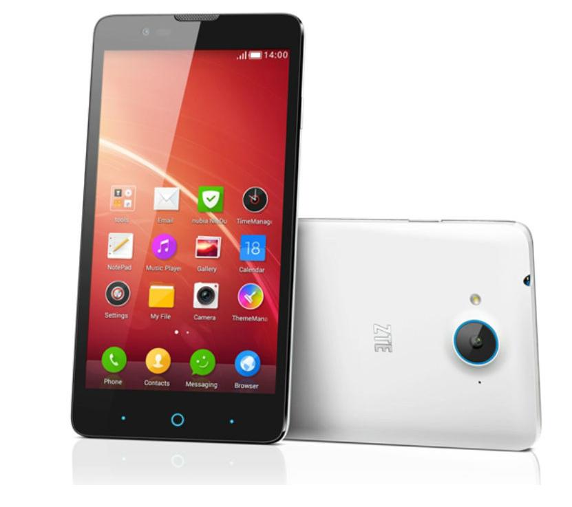 "ZTE V5 - smartphone z 5"" ekranem, Snapdragon 400, Dual SIM i aparatem 13Mpi"