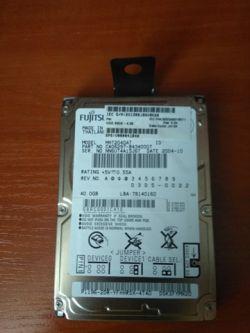 Fujitsu MHT2040AT - Z laptopa do PC, jak?