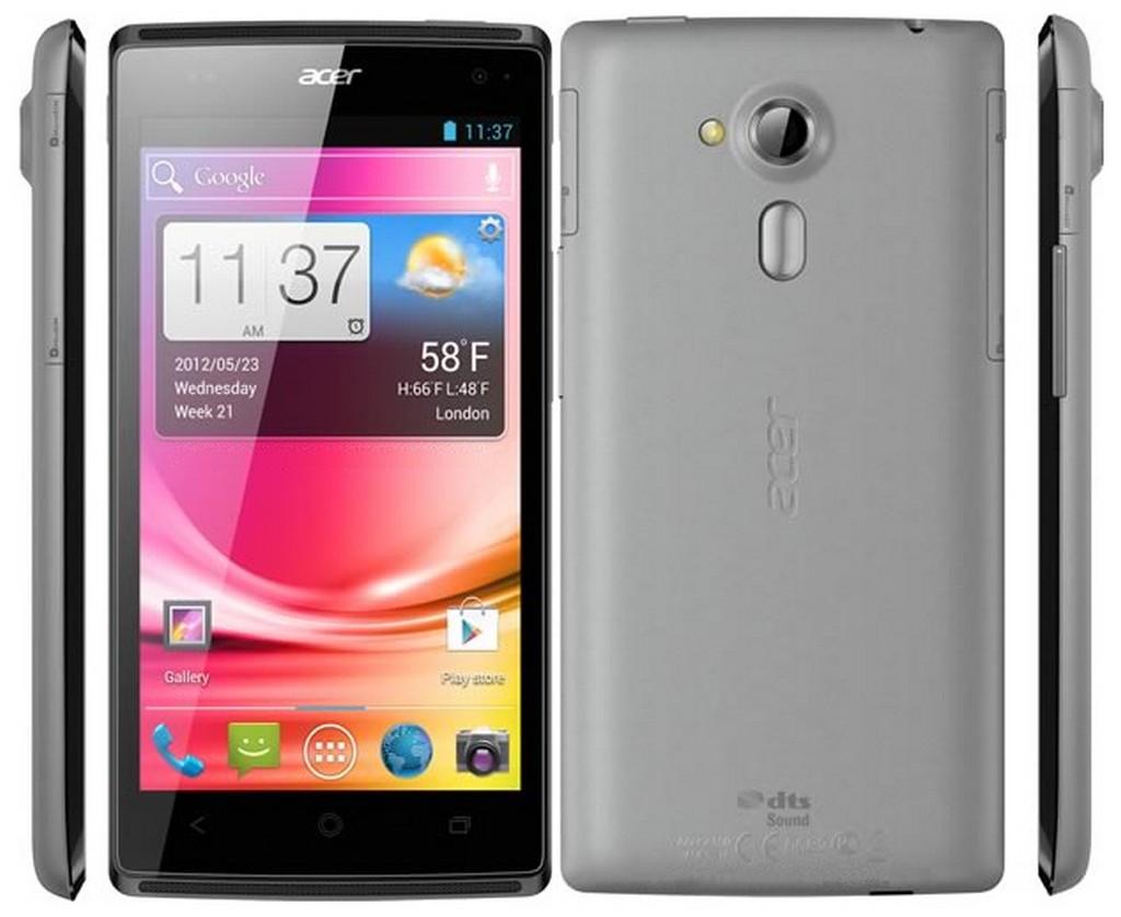 """Acer Liquid Z5 - 5"""" smartphone z Android 4.2 i Dual-SIM"""