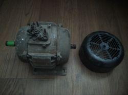 Brak tabliczki znamionowej, - Rozpoznanie parametrów silnika elektrycznego