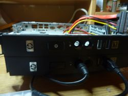 "HP T5740 Terminal with 3.5 ""drives"