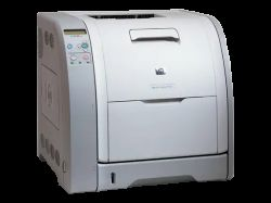 Drukarka HP Laserjet 3500 brudzi papier