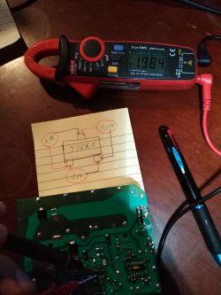 Elektryzator Corral N3500 5.5 J nie działa
