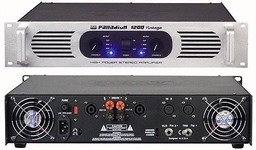 [Sprzedam] Dap Audio P1200 + Kolumny Estradowe 2 x 300W