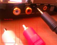 rmx 20, SB xifi - brak mozliwosci podpiecia mixera