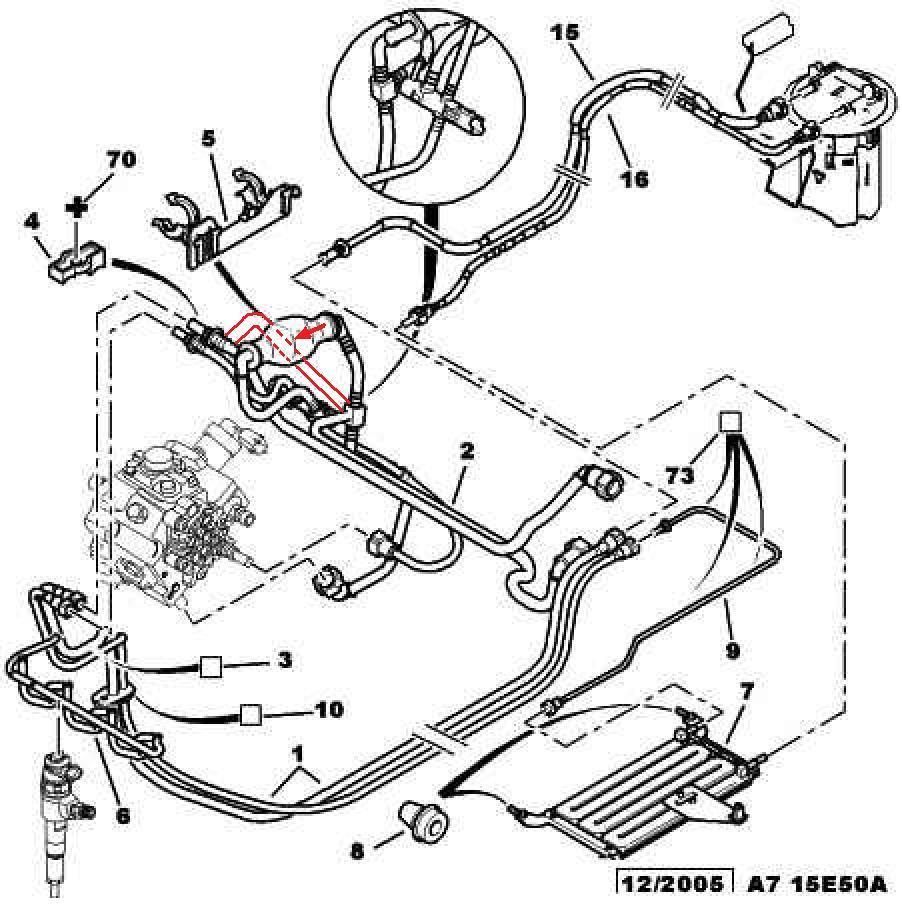 207 peugeot 1.4 hdi problem z odpowietrzeniem uk�adu paliwa