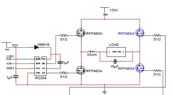 ka7500 inverter circuit Схемыcircuit and schematics diagram