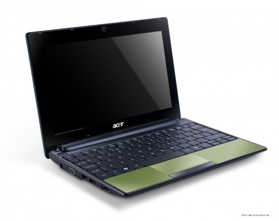 Acer Aspire One 522 - netbook z AMD Ontario