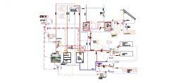 Projekt instalacji CO (samoróbka) - proszę o ocenę