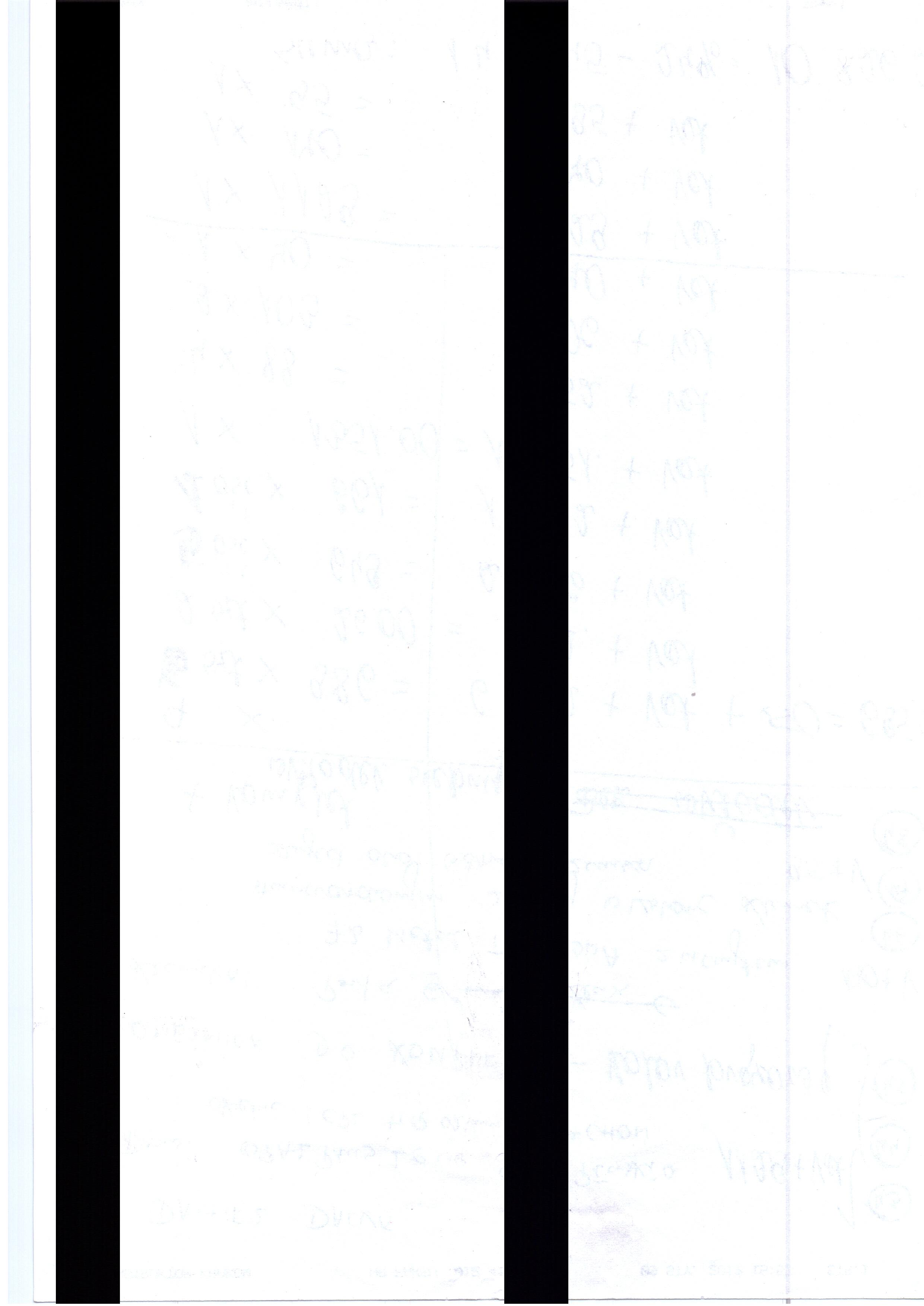 Lexmark x9575 przy skanowaniu i kopiowaniu drukuje czarne, r�wne, pionowe paski