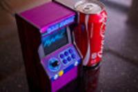 Miniautomat do gier z u�yciem druku 3D