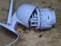 Włącznik/ściemniacz WF-DS01 SmartLife/Tuya WiFi do puszki - schemat