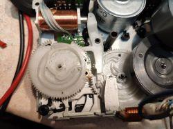 Pioneer CT-S609R - mechanizm zwariował