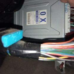 Ignis z 2002 roku.1.3 benzyna - migająca kontrolka immobilizera