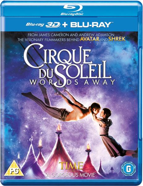 Cirque du Soleil: Worlds Away 3D (2012) PL.1080p.HOU.BRRip.X264.AC3-SLiSU / Lektor PL