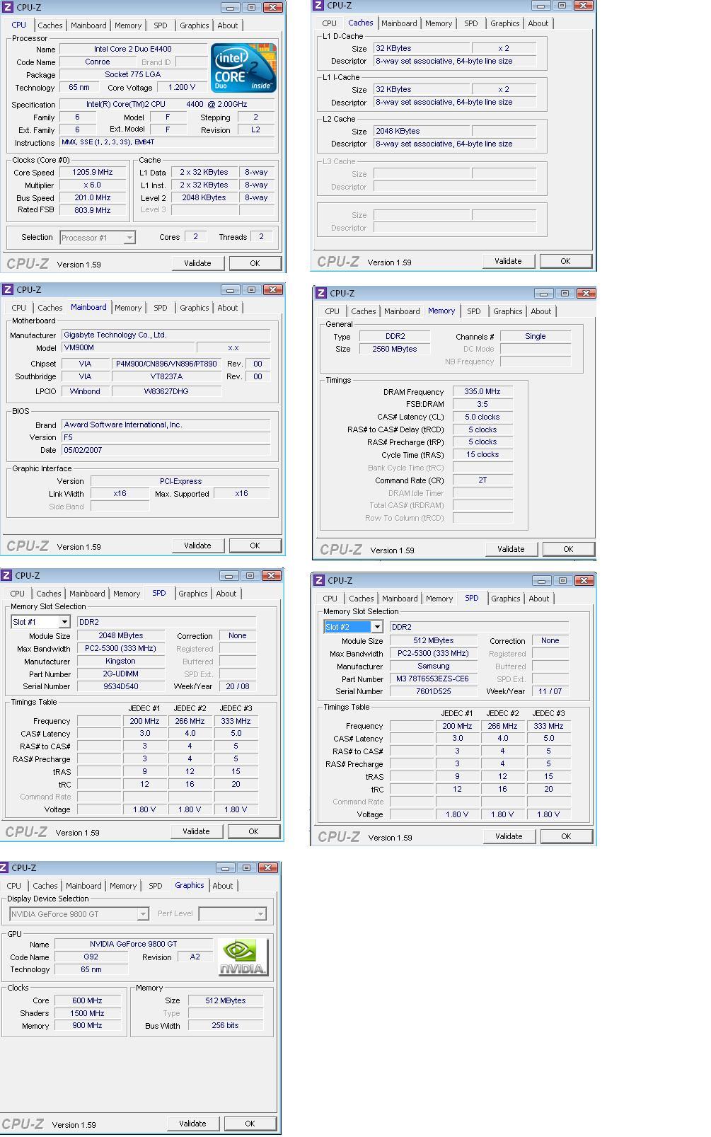Windows Vista 32 bit 3 gb ramu resetuje komputer