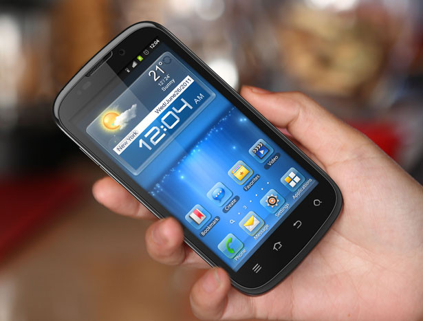 ZTE Mimosa X - smartphone z Android 4.0, Tegra 2 i HSPA+ Icera 450