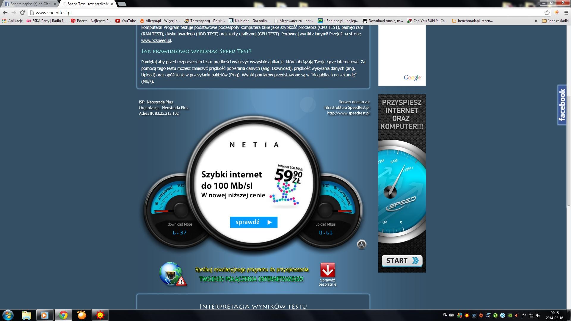 AxessMV600 - Wolny internet, s�aby sygna�.