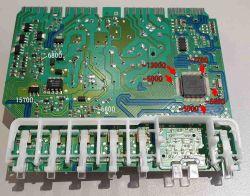 Zmywarka Bosch SRV46A63/21 - sterownik / programator