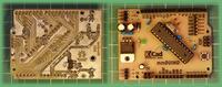 PCB - termotransfer - walka o ścieżki 4mils w domu