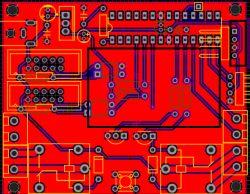 sterownik oparty o AVR vs zakłócenia od falowników