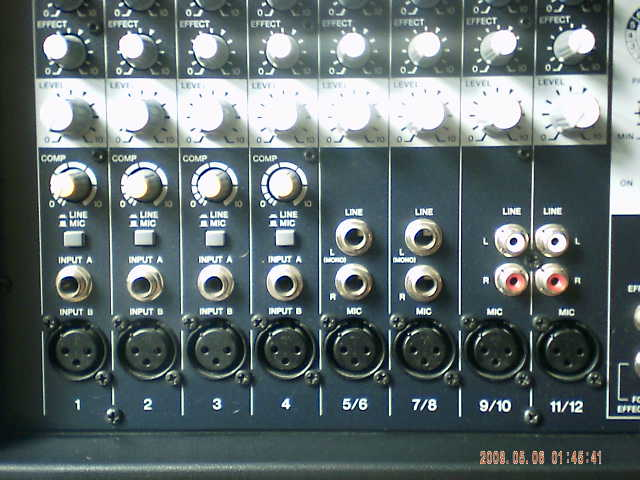 [Sprzedam] Powermixer Yamaha 312 sc