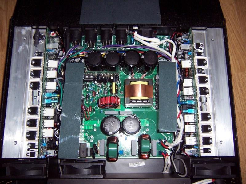 The t.amp TSA 4-700 - YouTube