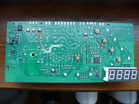 Pralka Amica Comfort 1200 błąd E05