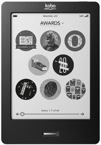 Kobo eReader Touch Edition - dotykowy czytnik e-book�w od teraz za 129 dolar�w