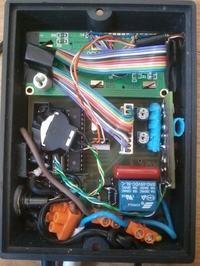 Przekaznik 230v, jaki kondensator do niego?