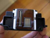 Canon MG5350 - Podczas normalnego drukowania zaczęła drukować puste kartki.