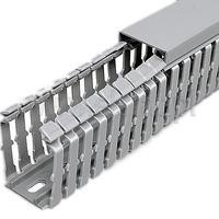 Porządkowanie kabli wychodzących ze ściany - podwójna krosownica / panel ?