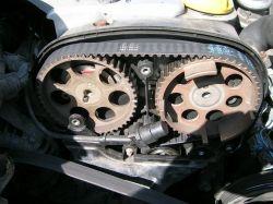 Opel Astra F 1.6 16V - nie wkręca się na obroty, a wcześniej obroty same rosły