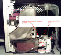 BOSH SKT5102EU /09 - Pobiera za mało wody i włącza program zmywania