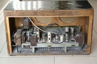 Radio lampowe Podhale - naprawa