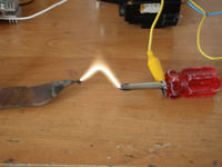 Mini Tesla Coil - Mała Cewka Tesli