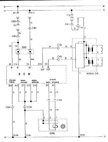 lanos 1.5 16V gasnie po nagrzaniu nie reaguje na pedał gazu