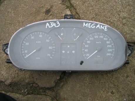 Potrzebny skan tarcz zegarów megane I ph II lift