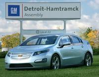 GM uruchamia seryjną produkcją elektrycznego Chevy Volt