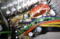 Wymiana kondensetarów na płycie ABIT IC7-G