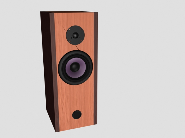 Moja pierwsza konstrukcja-Kolumny stereo oparte na Tonsilach